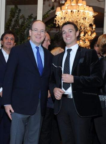 Magicien Monaco Monseigneur inauguration