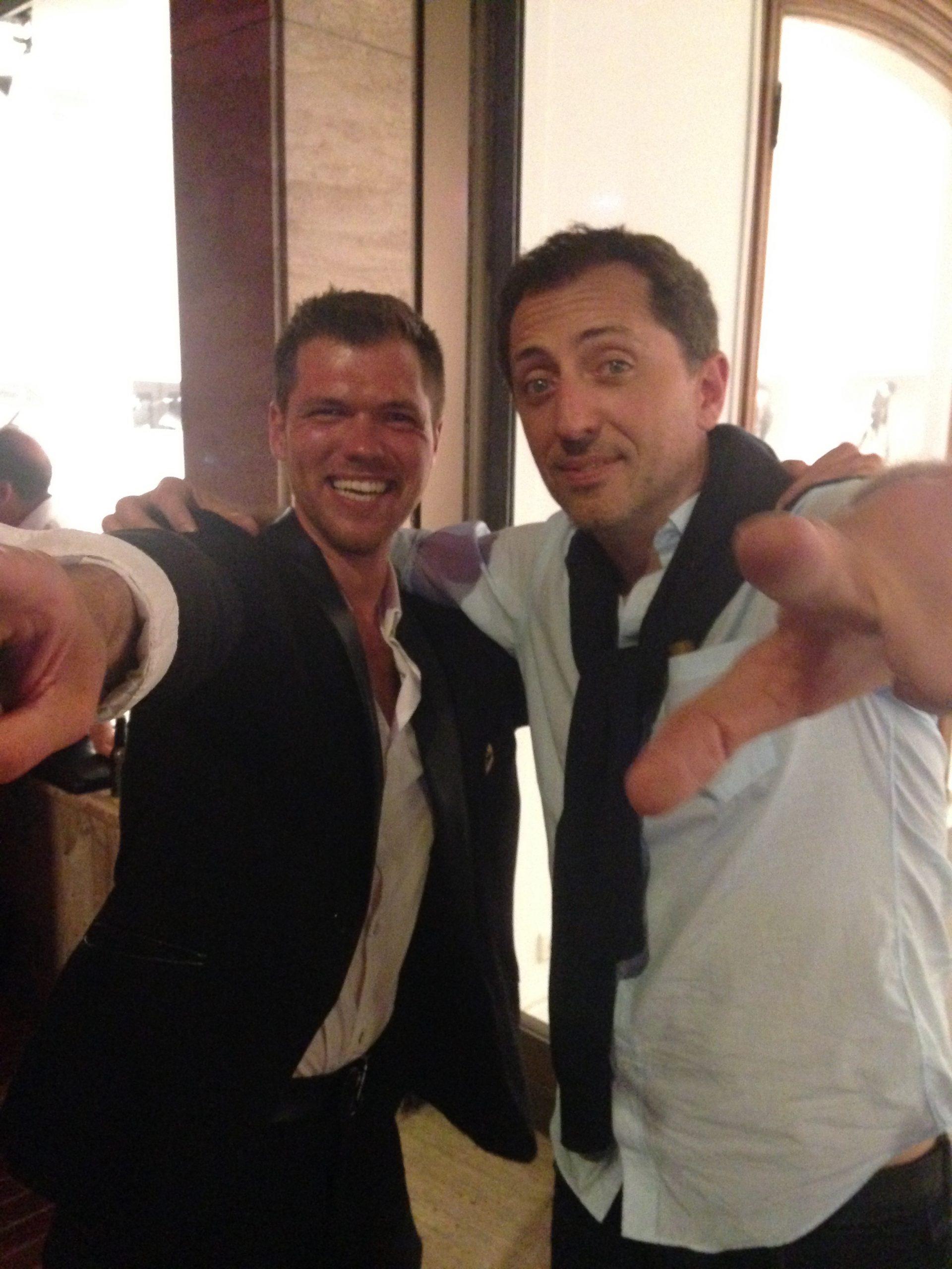 magicien Monaco avec Gad Elmaleh